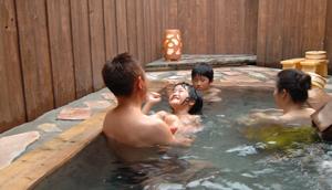 貸切露天風呂・赤田の湯