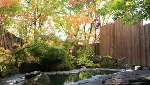 露天風呂「瑠璃の湯」
